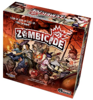 zombicide board game, season 1
