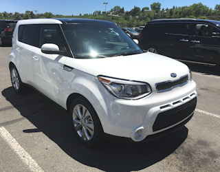 2016 kia soul (white) - discoverkia event, golden lakewood co