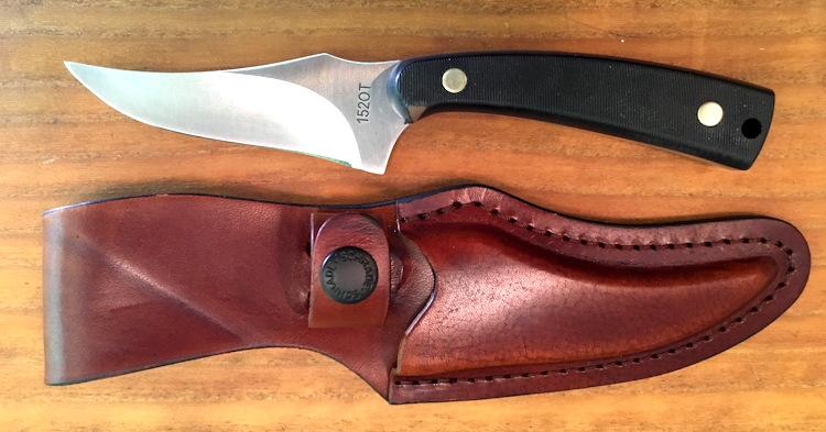 Schrade Old Timer 152 Sharpfinder