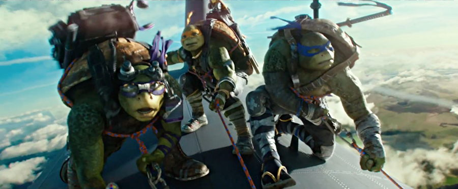 teenage mutant ninja turtles out of the shadows publicity still photo