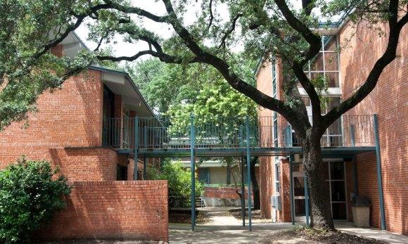 trinity university residence hall