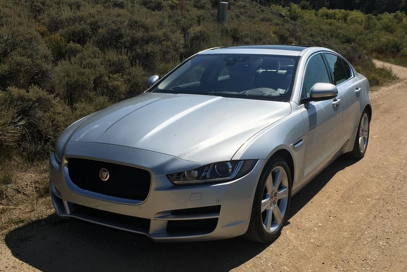 2017 jaguar xe 20d