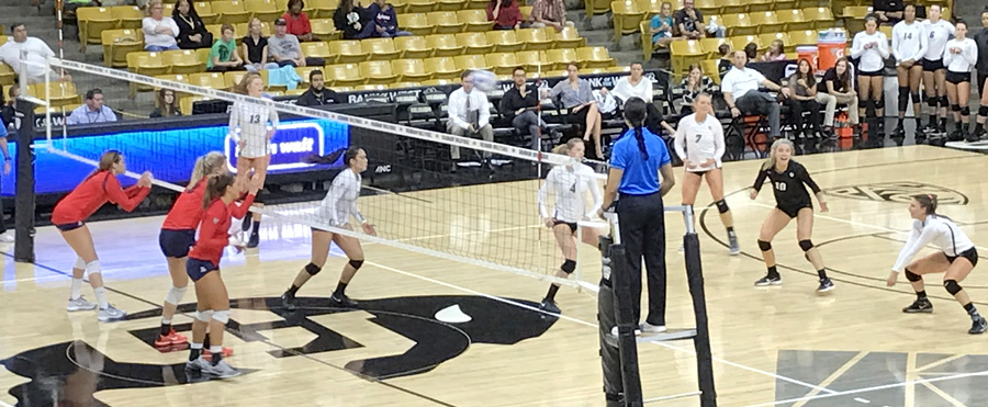 cu women's volleyball ncaa pac12 arizona