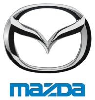 mazda usa corporation company logo medallion