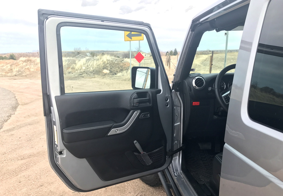 2016 jeep wrangler rubicon door
