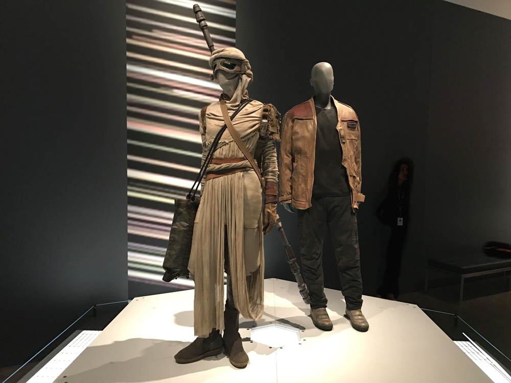 star wars VII costumes