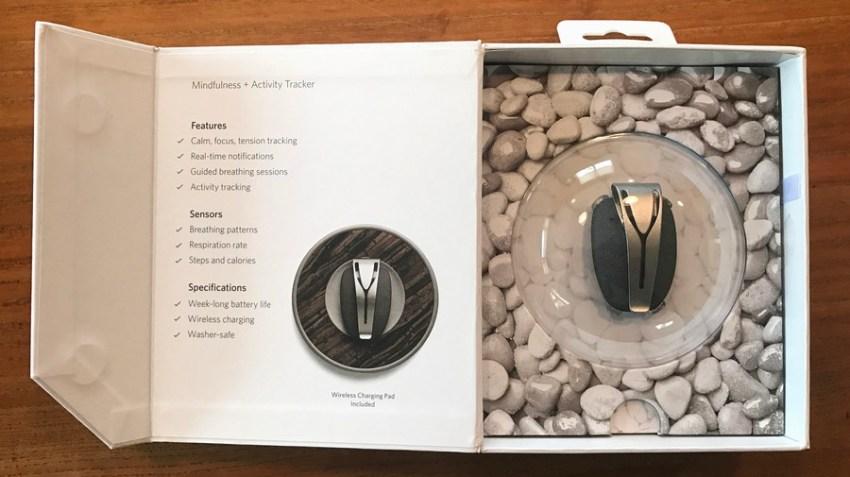 spire wellness tracker box