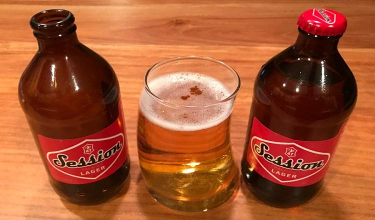 full sail brewing - session premium lager