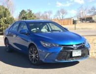 test drive review 2017 toyota camry xse