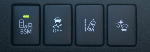 safety controls, 2017 toyota camry xse