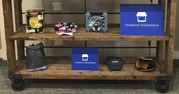 facebook marketplace at dad 2.0 summit