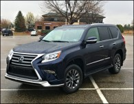 review writeup 2017 lexus gx460 luxury suv