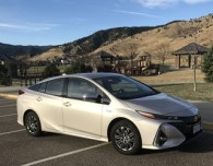 review: 2017 toyota prius prime plug-in hybrid