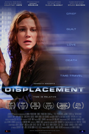 displacement movie poster one sheet review