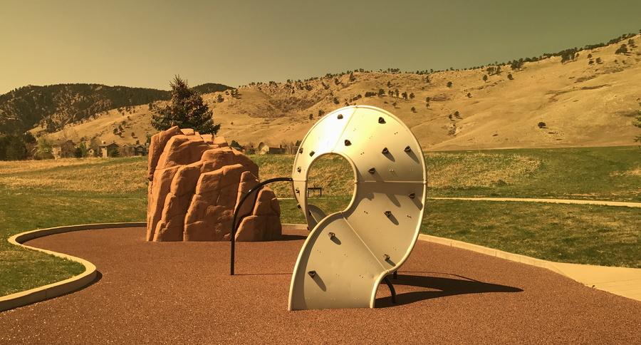 boulder park, native n3 violet lens