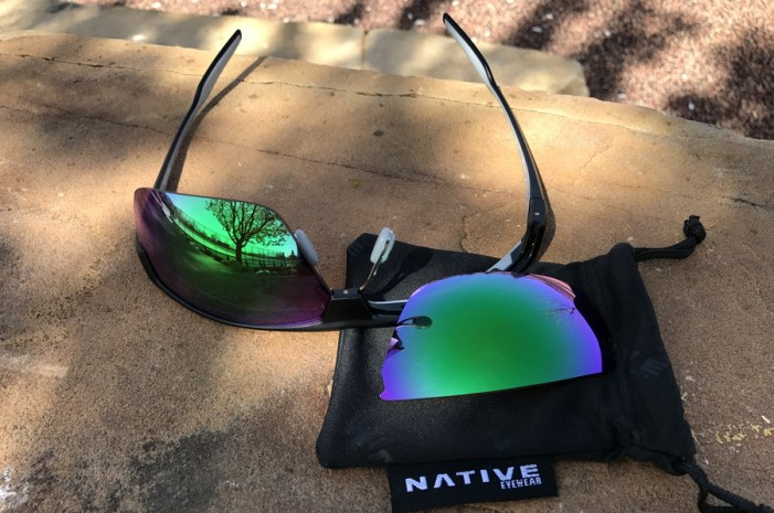 changing lenses, native hardtop ultra xp sunglasses