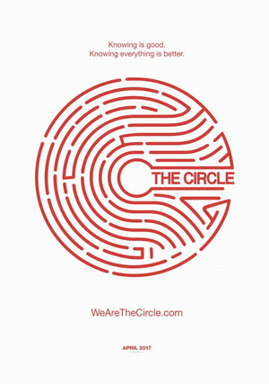 the circle 2017 movie poster one sheet
