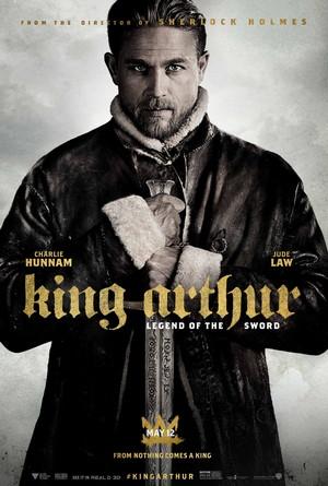 king arthur legend sword movie poster one sheet