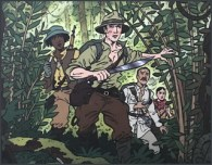 game review the lost expedition city of z jungle exploration card game