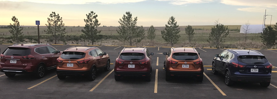 2017 nissan rogue sport fleet, sunset