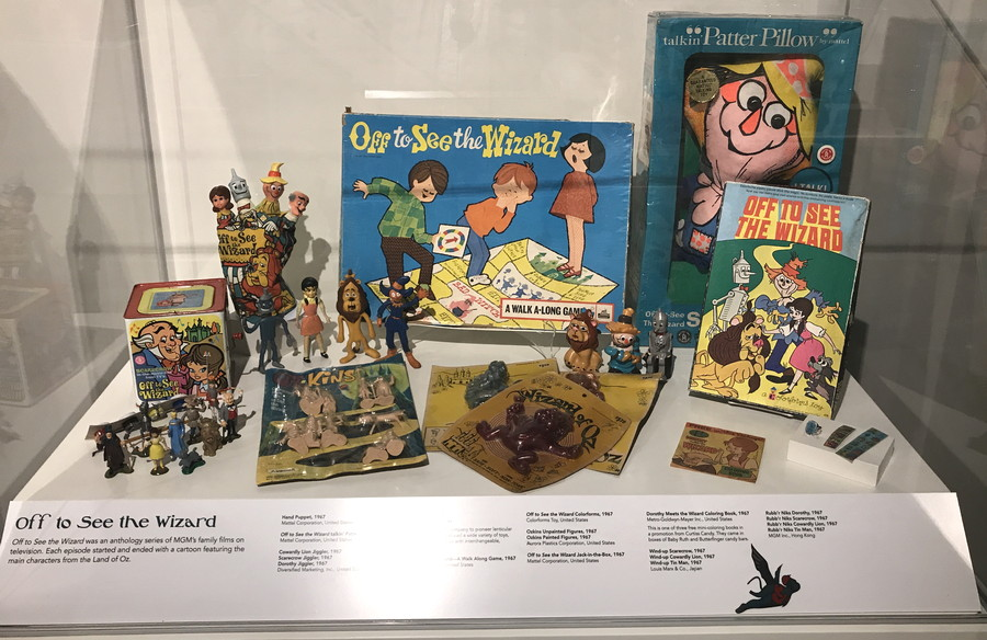 wizard of oz inspired toys games