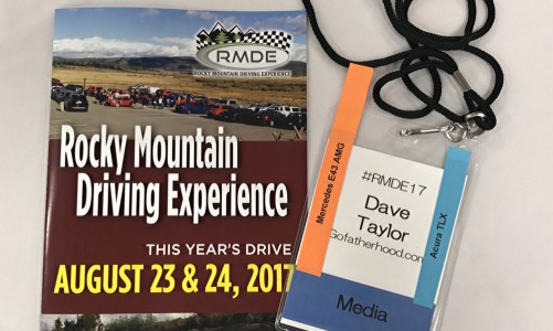 badge, rmde 2017, driving