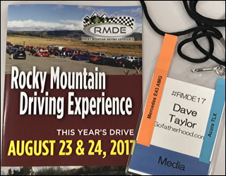 2017 rocky mountain driving experience rmde auto press journalist stanley hotel