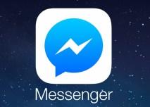 facebook messenger - divorce discussion