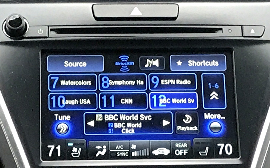 Everything But The Electronics 2017 Acura Mdx From Gofatherhood�rhgofatherhood: Acura Xm Radio At Elf-jo.com