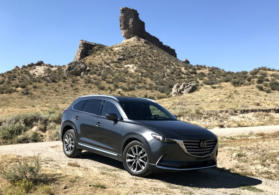 2017 mazda cx-9 awd, by chugwater, wyoming