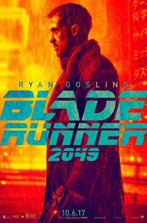 blade runner 2049 movie poster one sheet