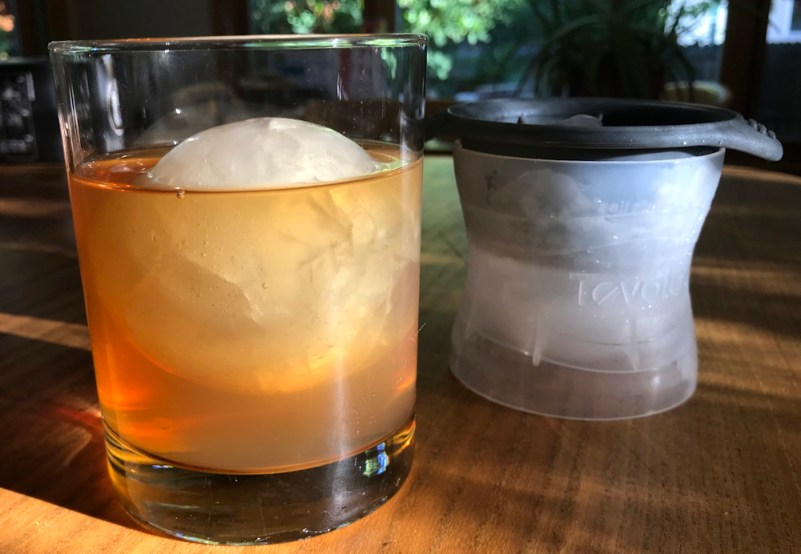 sphere ice molds -dadgifts.com