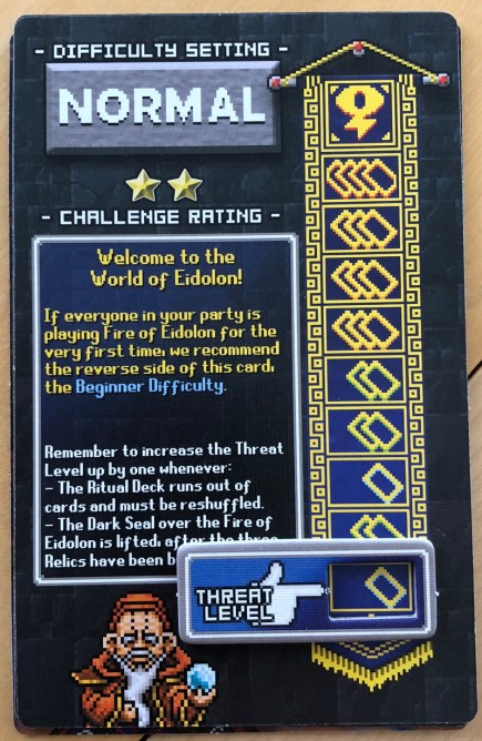 fire of eidolon difficulty card