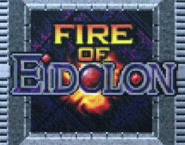 fire of eidolon dungeon crawler game review solo play