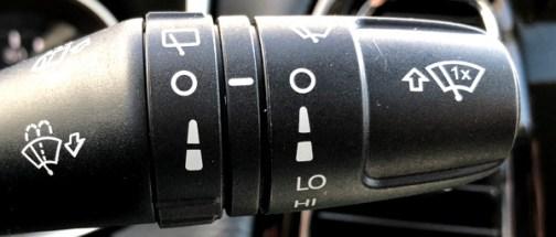 wiper controls, jeep compass