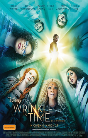 a wrinkle in time movie poster one sheet