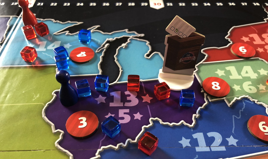 Board Game Review: The Primary from GoFatherhood®