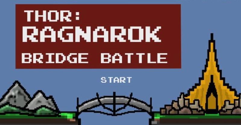 bridge battle, thor ragnarok extras