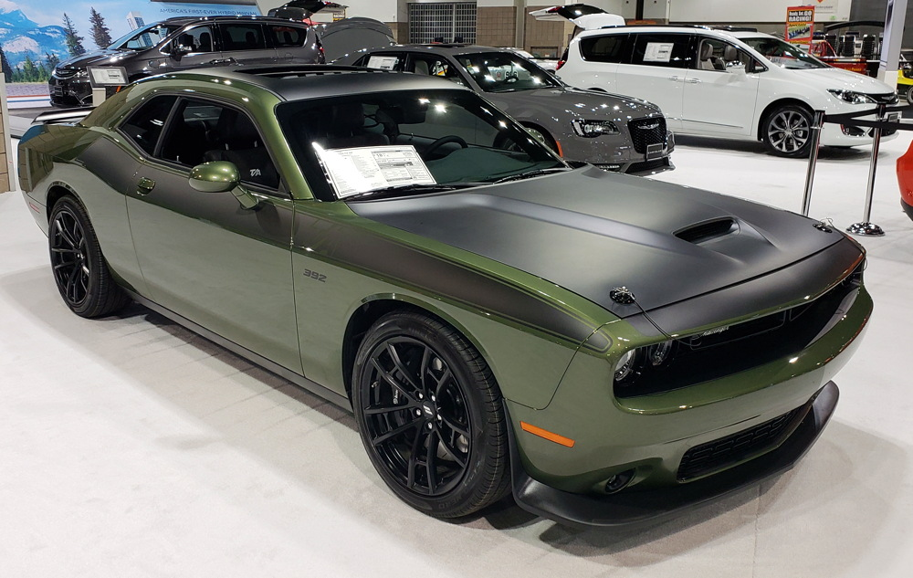 2018 Dodge Challenger SRT