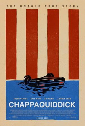 chappaquiddick movie review poster