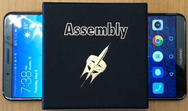 assembly game box