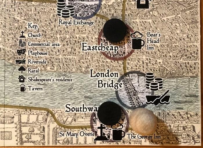 black sonata map detail