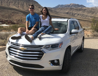 2018 chevy traverse awd high country road trip review