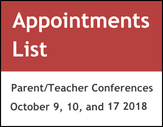 parent teacher conferences: where were the dads?