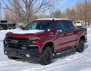 2019 chevrolet chevy silverado 1500 lt 4wd tb crew - road test review