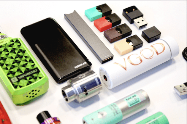 vaping and e-cigarette gear gadgets