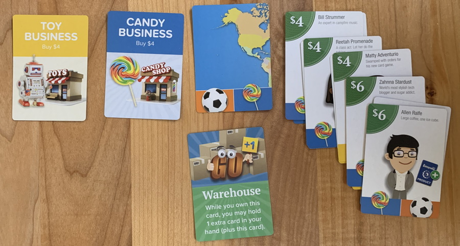winning hand - goventure entrepreneur card game