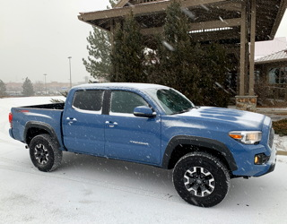 review 2019 toyota tacoma trd offroad