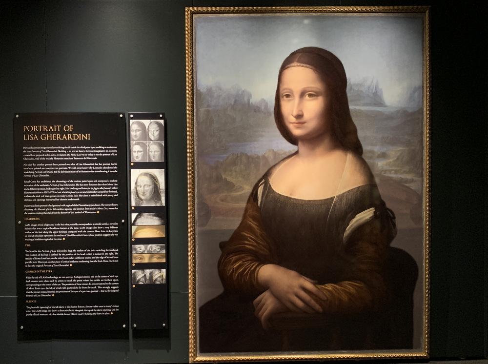 portrait of lisa gherardini mona lisa dmns