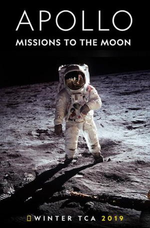 apollo: missions to the moon natgeo movie poster one sheet 2019